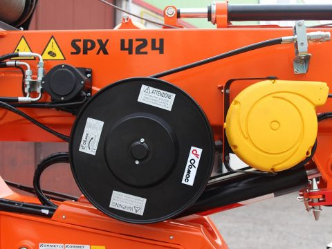 <p>Hydraulic Extra Functions</p>