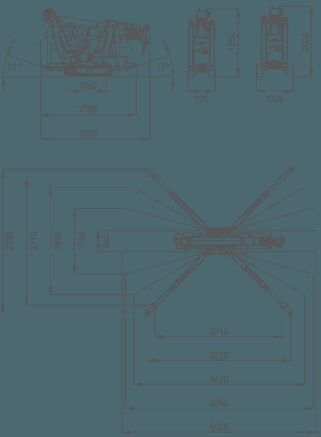 Minigrua SPX429