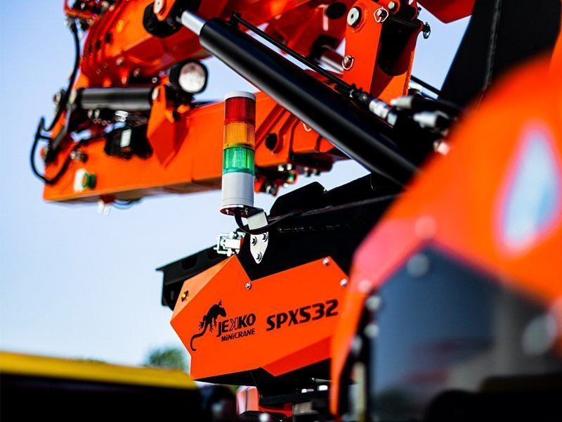 spx532 crawler crane