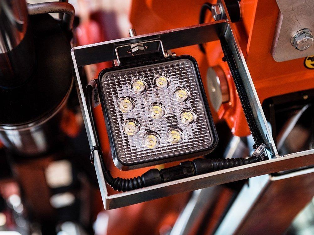 <p>Éclairage de travail LED</p>