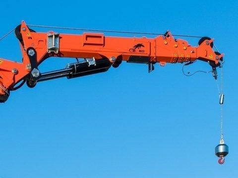 Swing Offset Hydraulic Jib