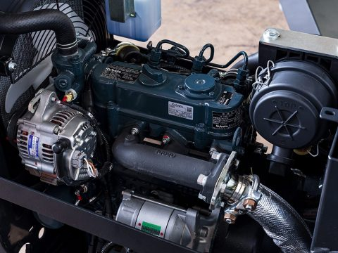 <p>Motor diesel</p>