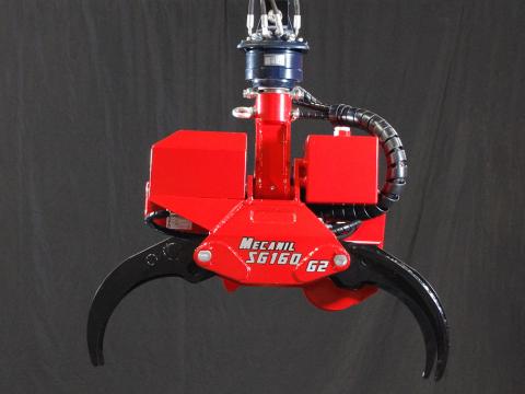 <p>Mecanil Grapple Saw SG160RC G2</p>