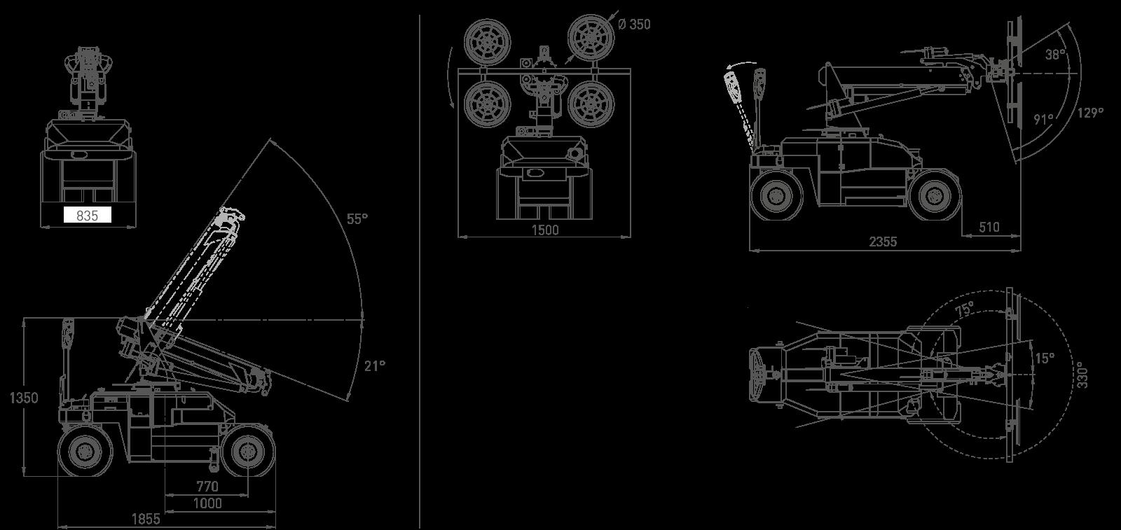 minipicker-mpk06-dimensions