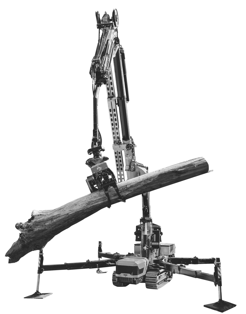mini crane jf545