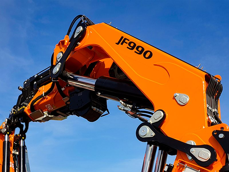 JF990 crawler crane