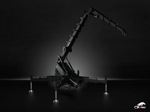 jekko mini crane SPX650