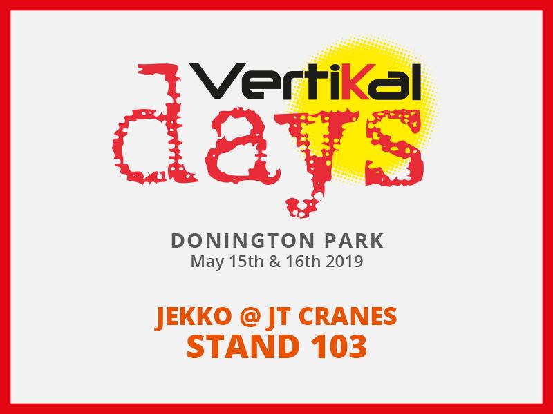 jekko vertikal days 2019