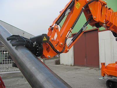 Hydraulic Grabber Manipulator
