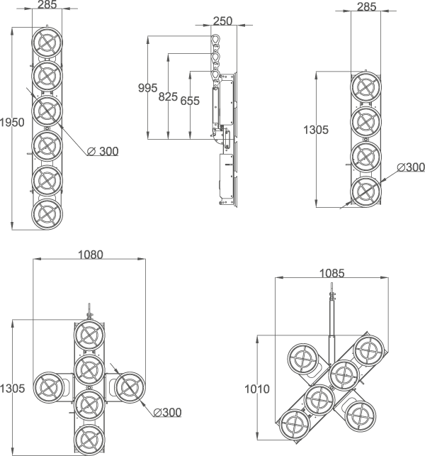 JVL450 minicrane