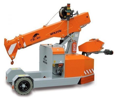 mini crane Jekko