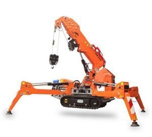 mini crawler crane Jekko