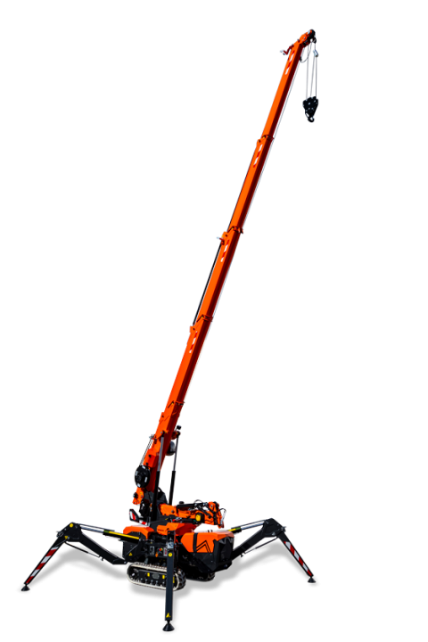 mini crane j-connect jekko