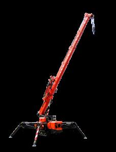 SPX527 mini gru