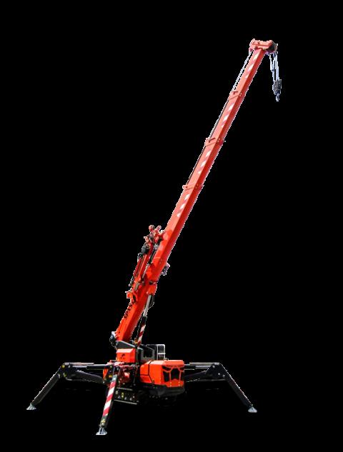 SPX536 jekko mini gru