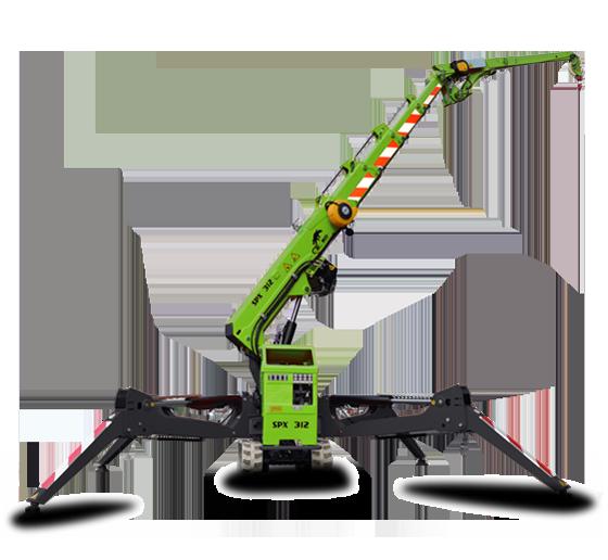 SPX312 grue araignée